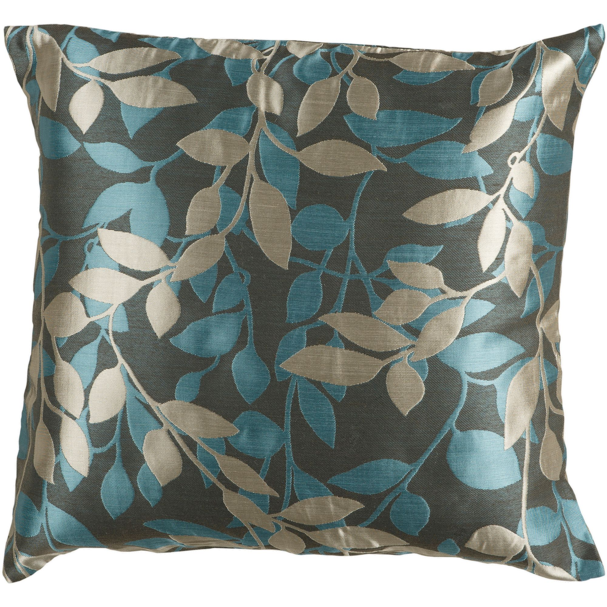 """Art of Knot Encelia 18"""" x 18"""" Pillow (with Poly Fill)"""