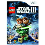 Lego Star Wars Iii: The Clone Wars (Wii) - Pre-Owned