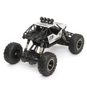 1/16 2.4GHz High Speed Mini Remote Control Racing Car Off-Road Race Car with Remote Control with Shock Absorption System with Durable Tires Gift for Boys Kids Adults (3 Colors)