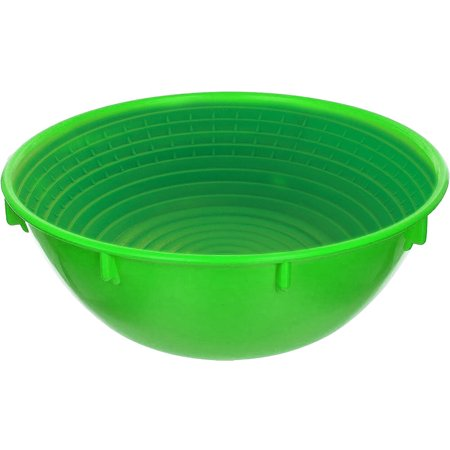- Paderno World Cuisine Plastic Proofing Basket, Round, 7.25