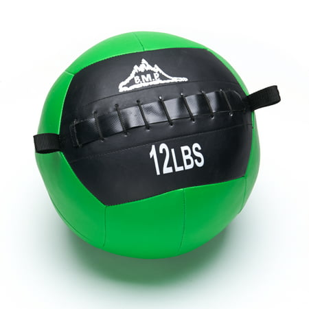 Black Mountain Fitness Slam Ball for Strength and Endurance Training (Gym Medicine Ball)