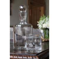 Clear Decanter