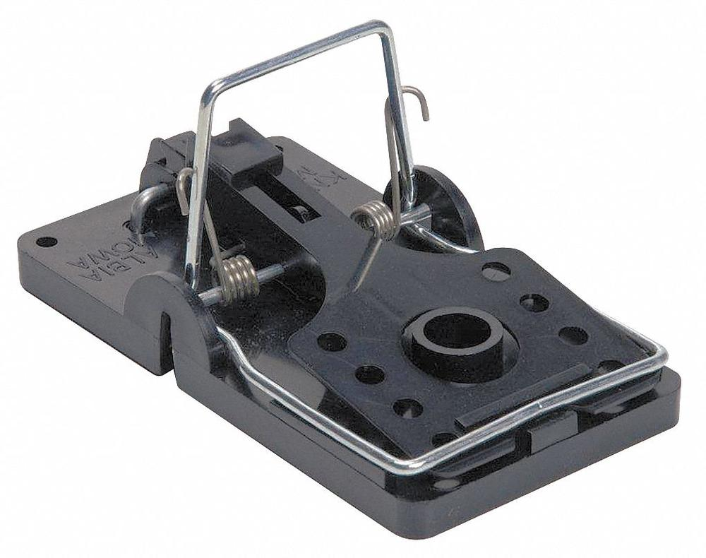 W KNESS PEST DEFENSE 101-0-003 Mouse Trap,9-1//4 in L,7-1//2 in