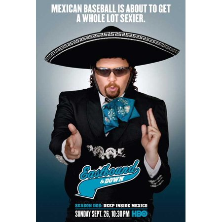 Eastbound & Down POSTER (TV) H Mini Promo (Eastbound And Down Halloween Costumes)