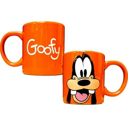 Disney Goofy Full Face Relief 11oz Mug](Face Mug)