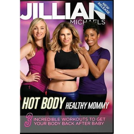 Jillian Michaels: Hot Body Healthy Mommy (DVD)