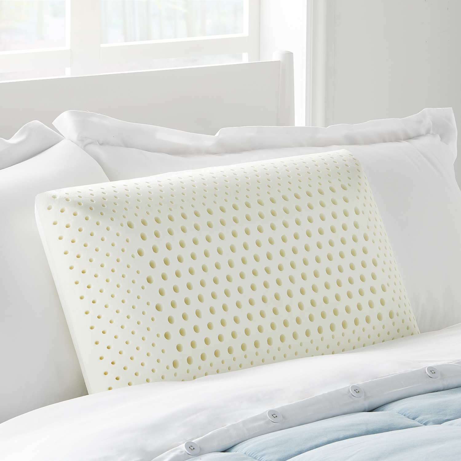 Lucid Dual Zone Memory Foam Pillow