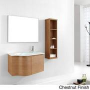 VIRTU USA  Roselle 36-inch Single Sink Bathroom Vanity Set