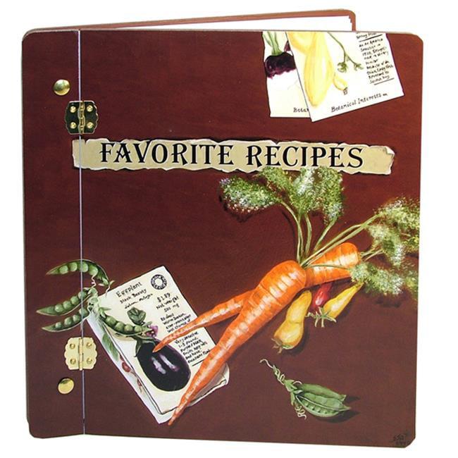 Lexington Studios 12023 Favorite Recipes Large Photo Album by