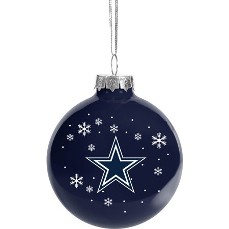 Dallas Cowboys 2019 Glass Ball Ornament - No Size Nfl Licensed Indianapolis Colts Ornament