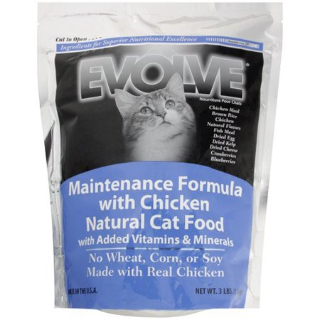 Evolve Maintenance Formula Cat Food Reviews