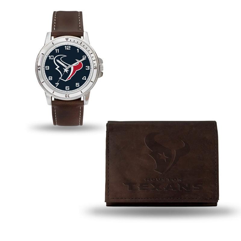Houston Texans Watch/Wallet Gift Set