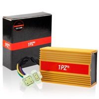 1PZ CD1-O6B 6 PIN Performance AC CDI for 125cc 150cc 200cc GY6 Engines Scooters Mopeds Go Cart ATV Motorcycle