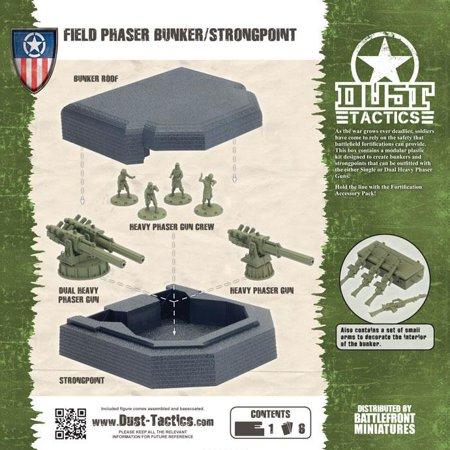 Bunker/Strongpoint - Field Phaser New - Phaser Gun