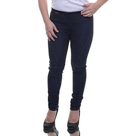Polo Ralph Lauren Women'S Pull-On Denim Leggings Jeans 26 Navy (Lauren Leggings)