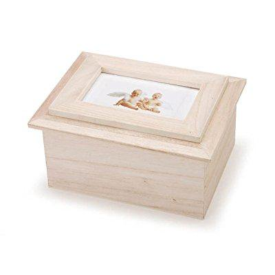 Unfinished Wood Picture Frame Box: 6.5 x 5 x 3.5 inches](Unfinished Wood Frames)