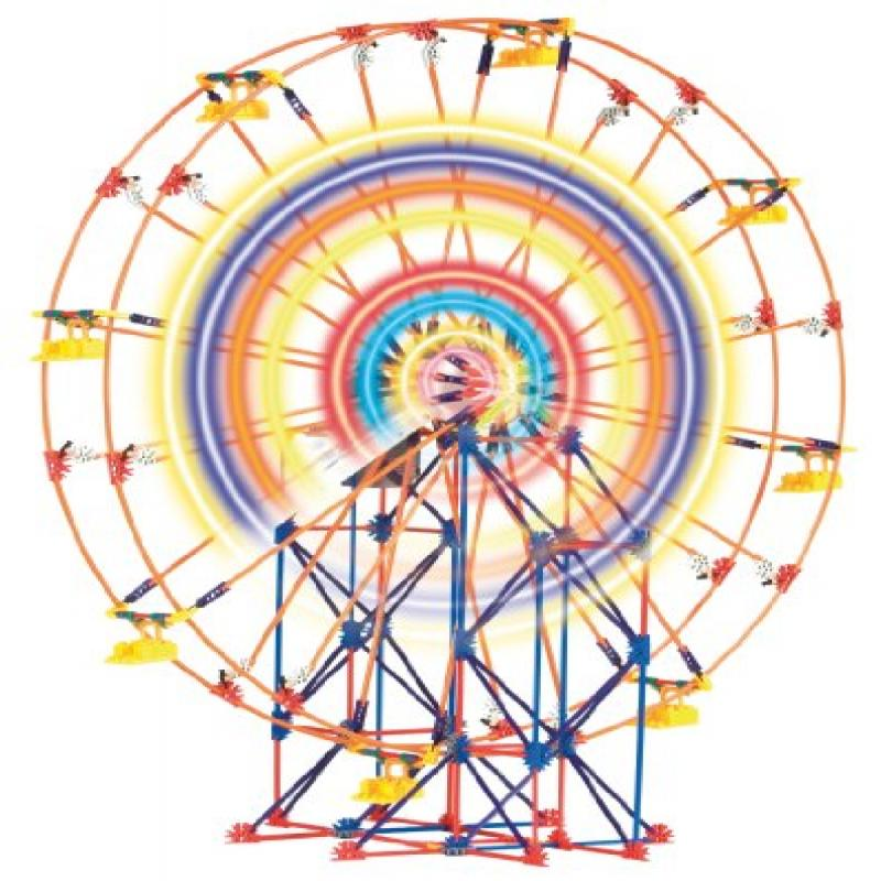 K'NEX Thrill Rides - Light-Up Ferris Wheel