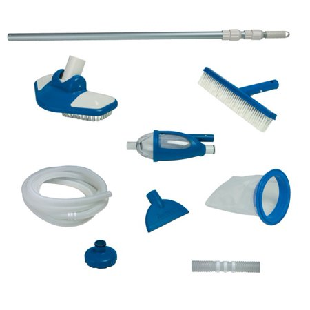 Intex Deluxe Pool Maintenance Kit For Use With 18 Diameter Or Larger Pools