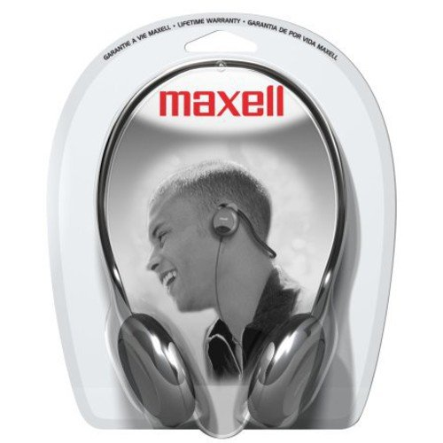 Maxell Stereo Neck Band Headphones
