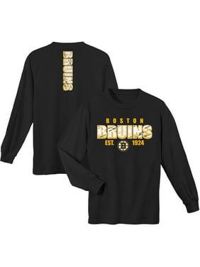 Toddler Black Boston Bruins Team Long Sleeve T-Shirt