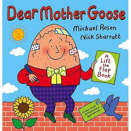 Dear Mother Goose. Michael Rosen, Nick Sharratt](Michaels Craft Shop)