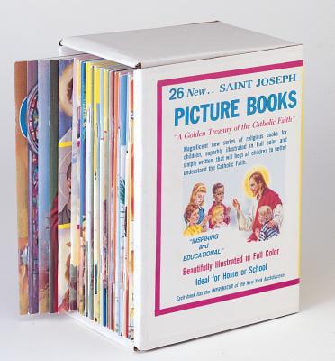 St. Joseph Picture Books (Set of 26 Books)