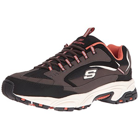 Skechers Mens Clogs - Skechers Sport Men's Stamina Nuovo Cutback Lace