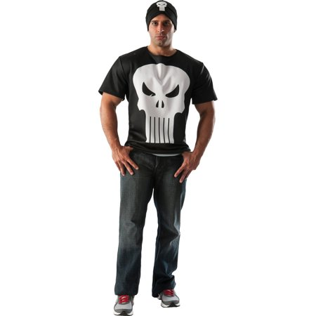 The Punisher Costumes (Punisher Adult Halloween)