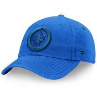 Winnipeg Jets Fanatics Branded Women's Color Hue Fundamental Adjustable Hat - Navy - OSFA