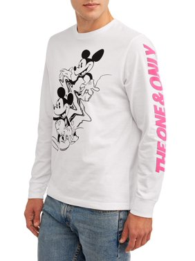 Mickey Mouse The One and Only Men's Graphic T-shirt