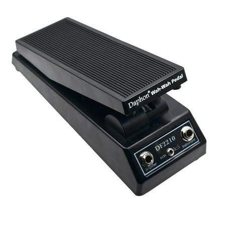 Electric Guitar Tones Effect Wah Wah Pedal for Electric Guitar Players DJ Musical Instrument Accessories - image 2 de 4