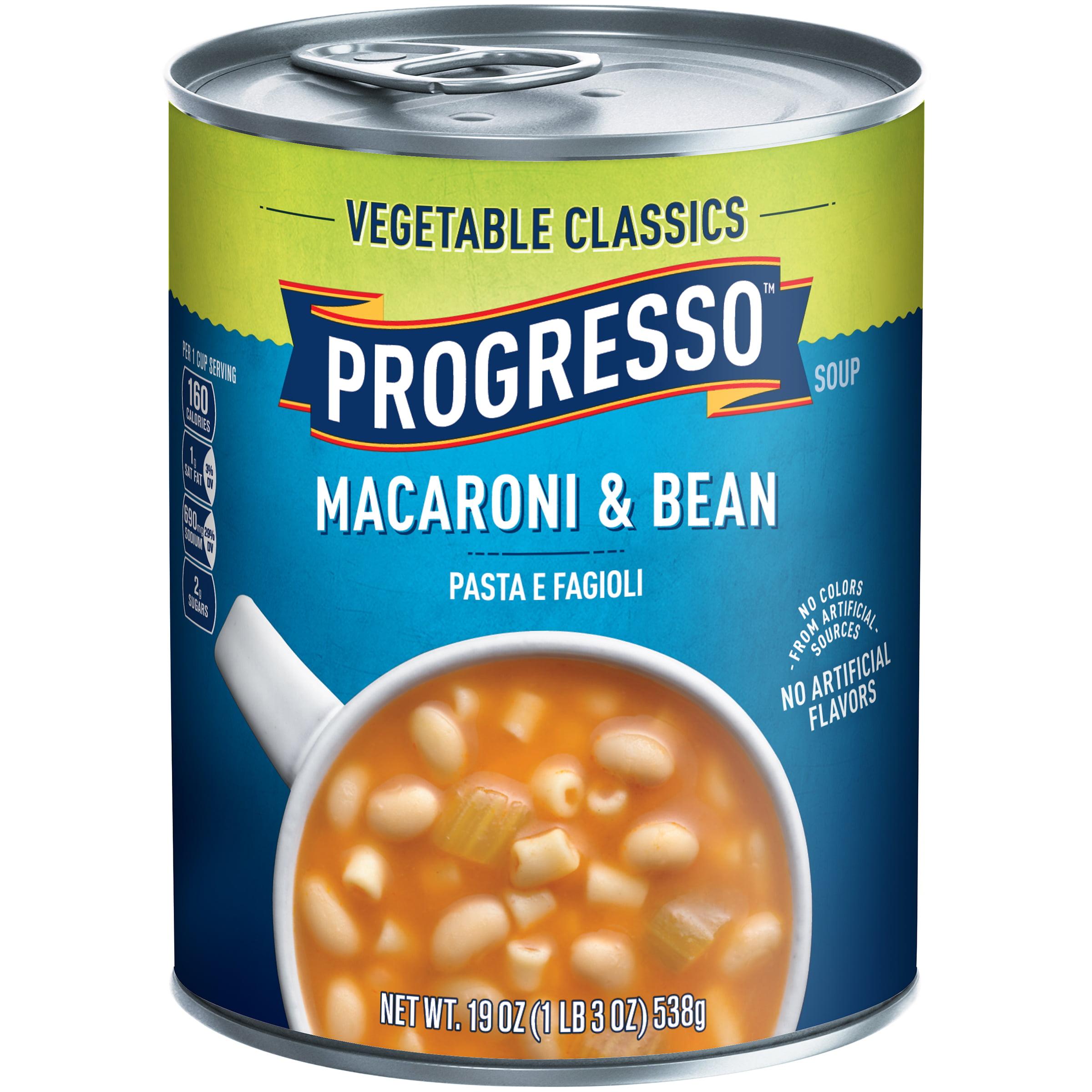 Progresso Vegetable Classics Garden Vegetable Soup, 18.5 oz ...