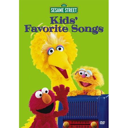 Sesame Street: Kids' Favorite Songs (Other) - Popular Halloween Songs From Movies