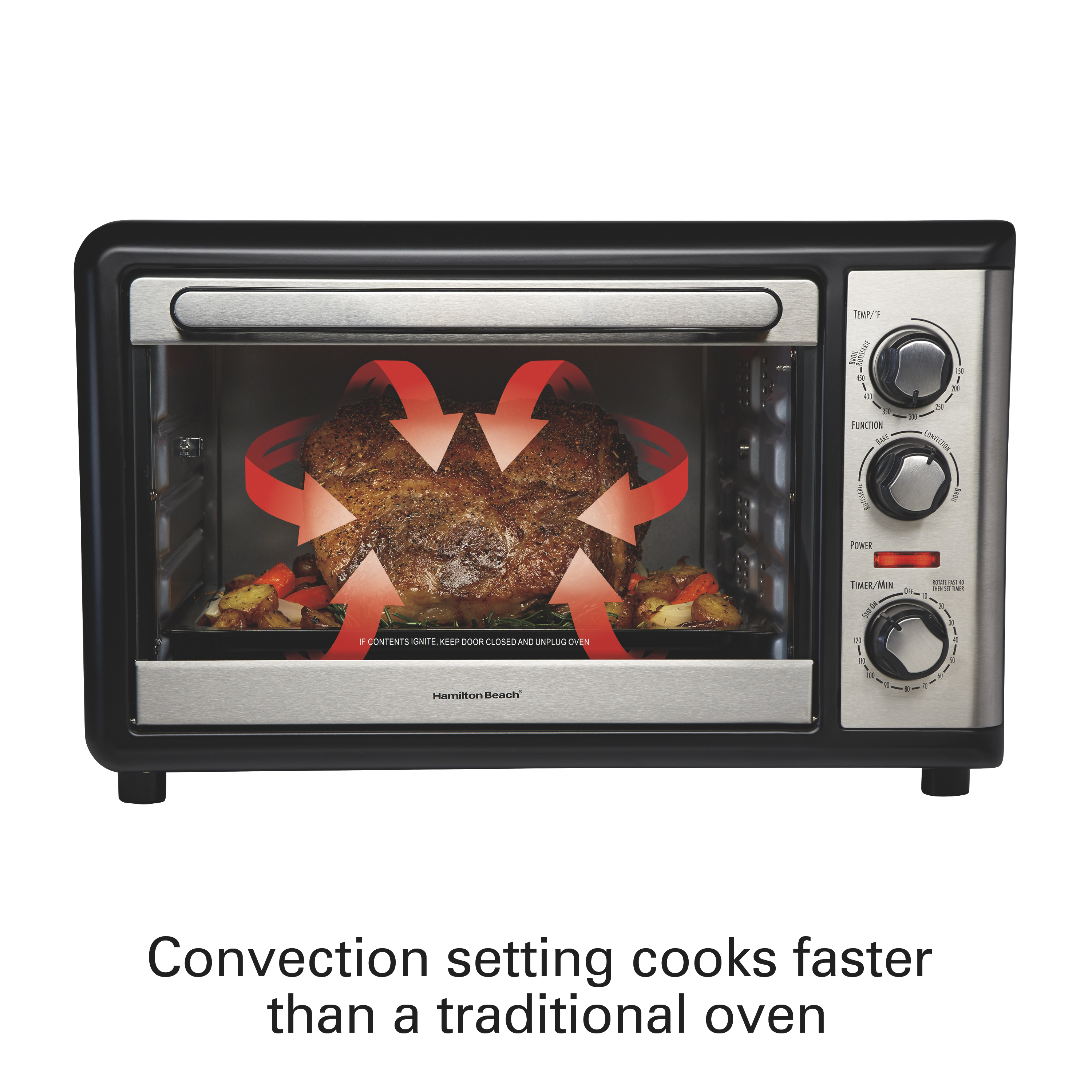 inch countertops product digital today countertop garden convection kitchenaid oven home overstock shipping stainless steel large free