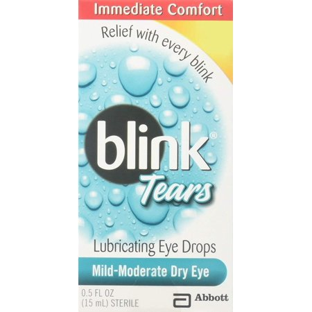 Tears Eye Drops Size .5z, (643050) By Blink](Halloween Blinking Eyes Bushes)