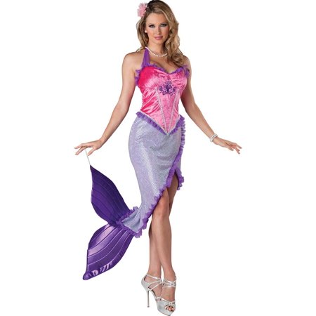 Adult Female Beautiful Mermaid Costume by Incharacter Costumes LLC 11071, - Female Space Costume