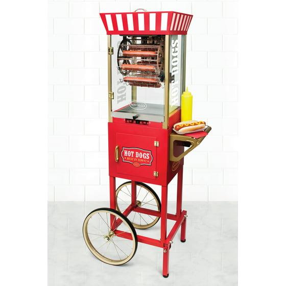 Hot Dog Cart Repair Shop
