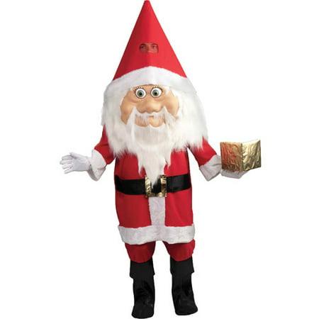 Parade Pleaser Santa Adult Costume, Size: Men's - One Size