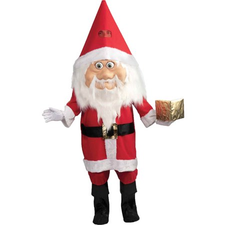 Parade Pleaser Santa Adult Costume, Size: Men's - One Size - Halloween Parade Times Square