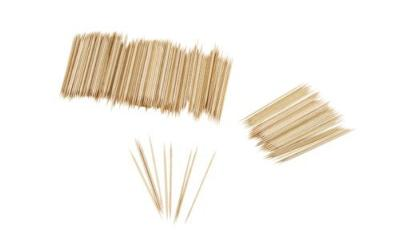 """FREE SHIPPING US ONLY USA SELLER  BAMBOO SKEWERS 8/"""" 100"""