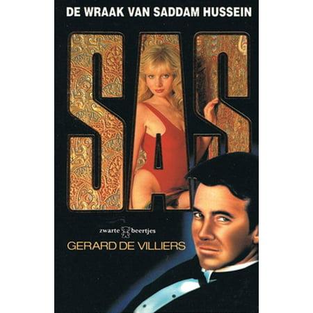 De wraak van Saddam Hussein - eBook](Saddam Hussein Outfit)