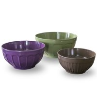 Deals on Mainstays French Country Serve Bowls Set of 3