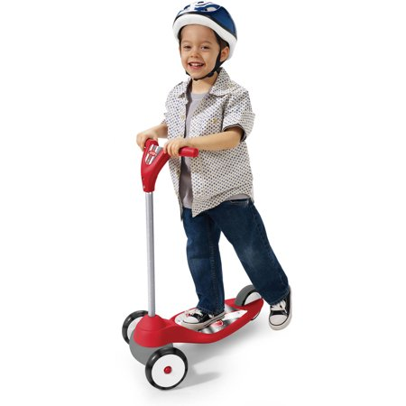 Radio Flyer Grow with Me My 1st Scooter - Red
