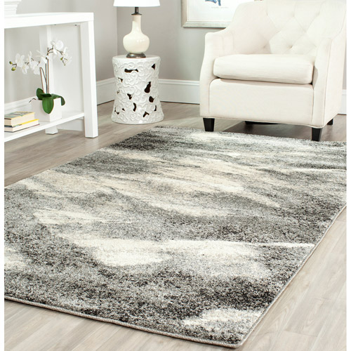 Safavieh Retro Panit Abstract Area Rug or Runner by Safavieh