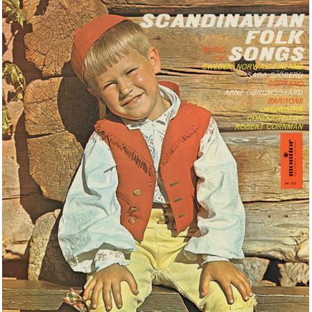 Scandinavian Folk Songs of Sweden Norway Finland Swedish Folk Music