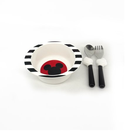 The First Years Disney Mickey Mouse Mealtime 3 Piece
