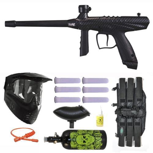 Tippmann Gryphon Paintball Marker Gun 3Skull N2 Mega Set by