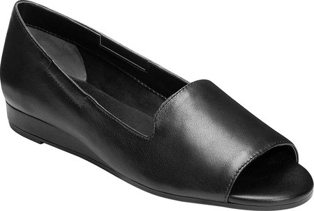 Aerosoles Women's Tidbit Open Toe Loafer Shoes that are both comfortable and beautiful and eye-catching
