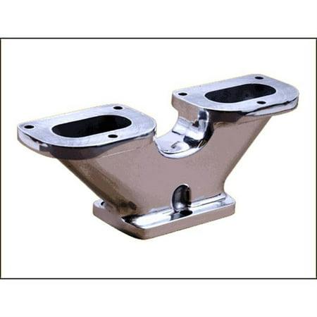 OTB Gear 6175 Slingshot Intake Manifold, Polished