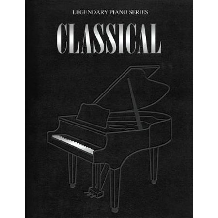 Classical - Legendary Piano Series : Hardcover Boxed Set